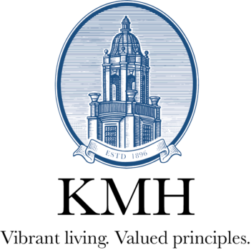 KMH Vibrant living. Valued principles
