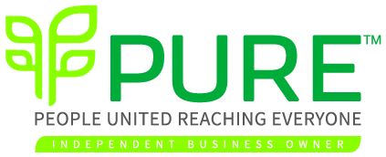 People United Reaching Everyone PURE Logo
