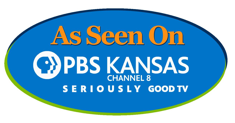 As Seen On PBS Kansas